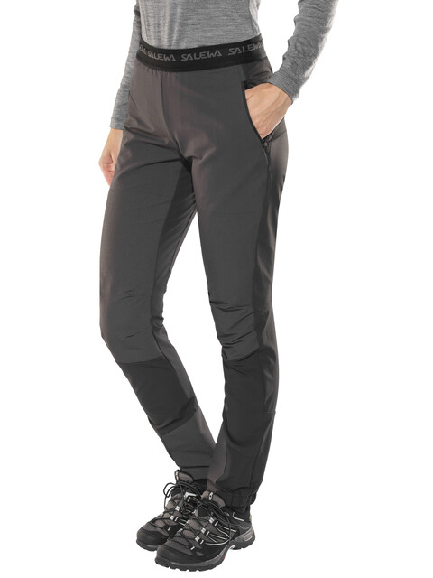 Salewa Agner Light DST Engineer Pants Women Black Out